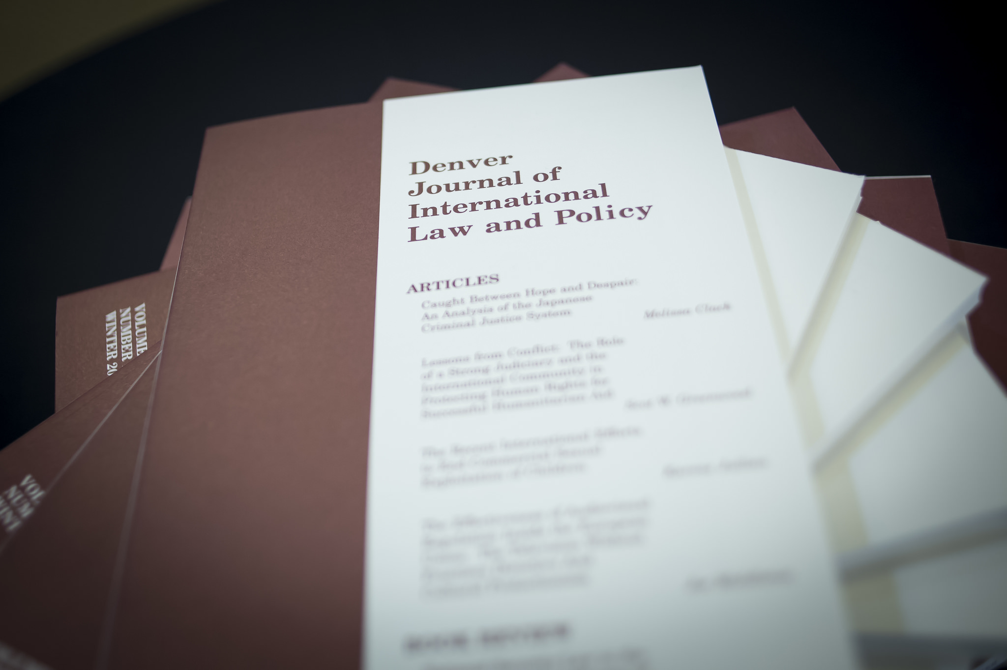 Image of the Journal
