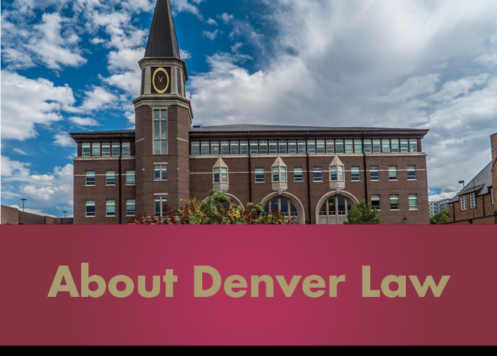 About Denver Law