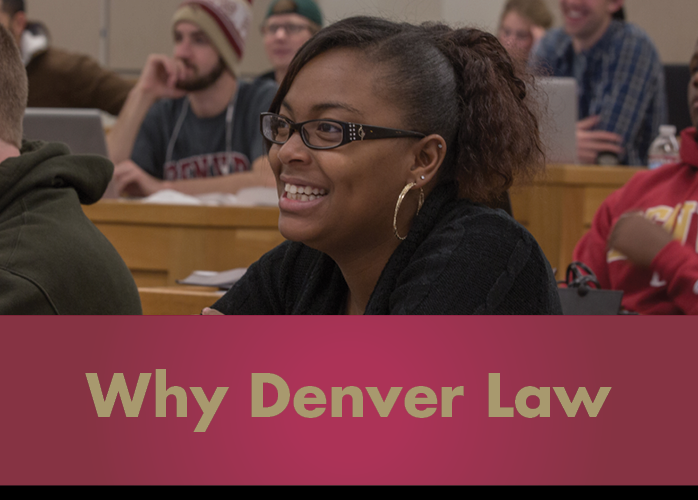 Why Denver Law