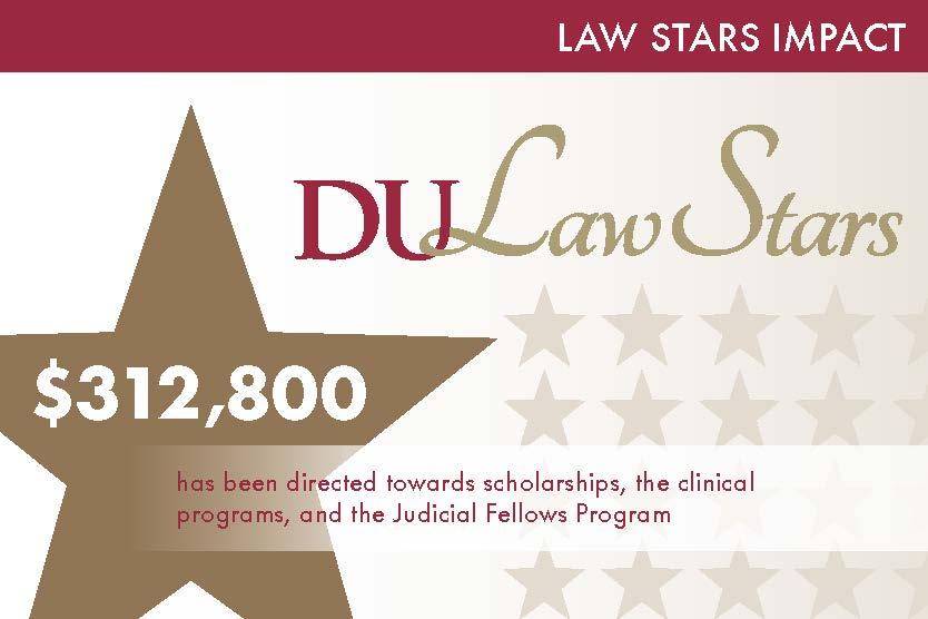 Law Stars Impact
