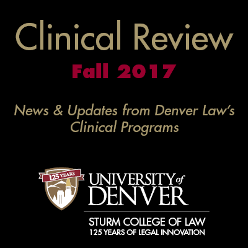 Clinical Program Review Fall 2017