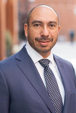 Photo of Damian J. Arguello