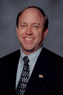 Photo of Attorney General John Suthers
