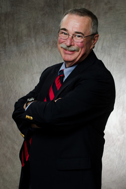 Photo of Judge Robert McGahey