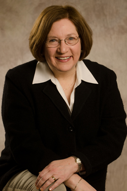 Photo of Sheila K. Hyatt