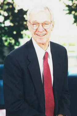 Photo of James E. Wallace (1922 – 2013)