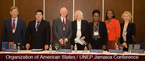OAS UNEP Jamaica