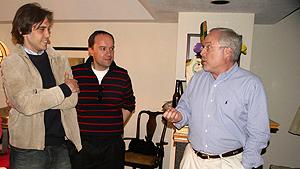 Leonardo Rodriguez, Pedro Camacho