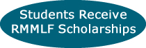 Students receive RMMLF scholarships