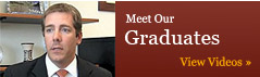 Meet Our Graduates | View Videos