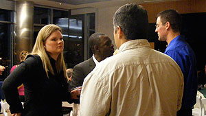 Graduate Program Reception