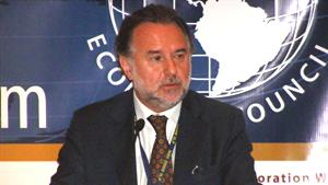 H.E. Mariano Fernández (Chile)