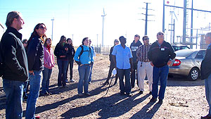 Wind Farm Tour