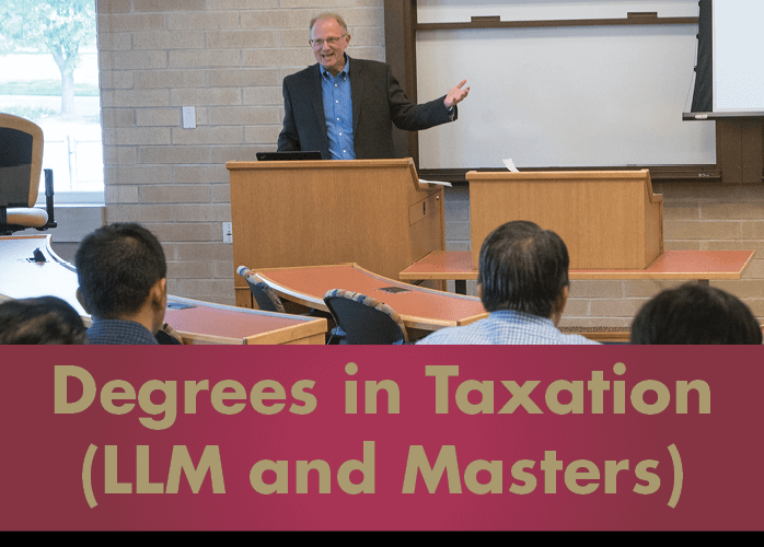 degrees in taxation image