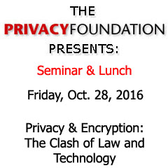 Privacy and Encryption The Clash of Law and Technology