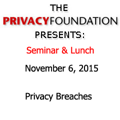 Privacy Breaches