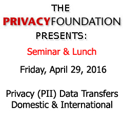 Privacy Data Transfers Domestic and International