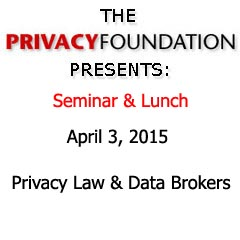 Privacy Law and Data Brokers