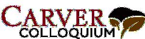 Carver Colloquium Logo