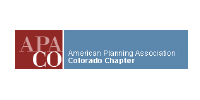 American Planning Association - Colorado Chapter