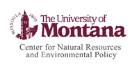 University of Montana Center for Natural Resources and Environmental Policy