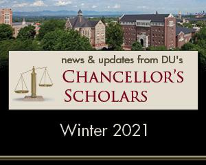 Chancellor's Scholars: News & Updates Winter 2021