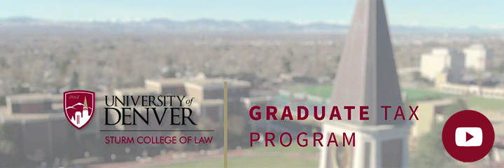 Graduate Tax Program Video