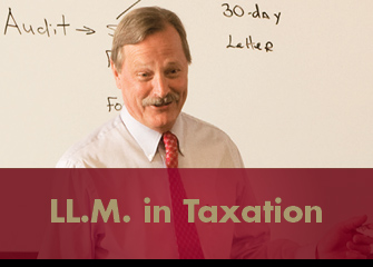 LLM in Taxation