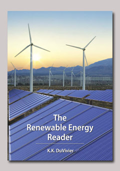 The Renewable Energy Reader Cover