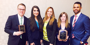 Jessup team 2nd place
