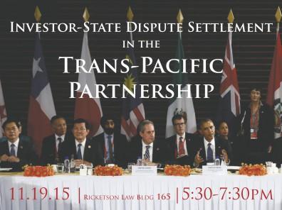 Trans-Pacific Partnership Panel