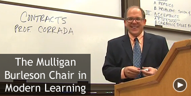 Mulligan Burleson Modern Learning Chair