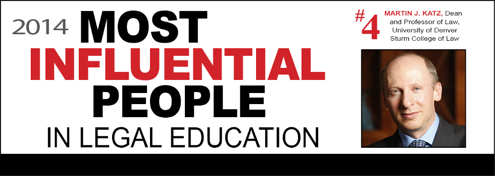 2014 Most Influential People in Education