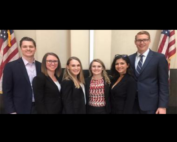 National Trial Team Wins National Ethics Trial Advocacy Tournament