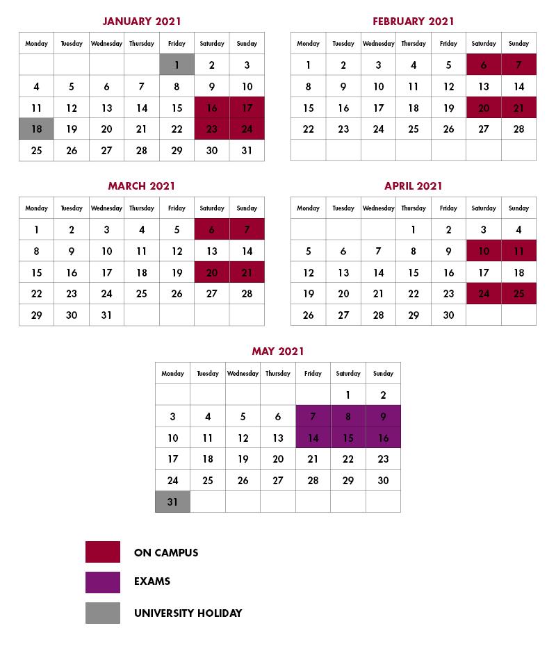 Cu Boulder Spring 2022 Calendar.Professional Part Time Jd Program Sturm College Of Law