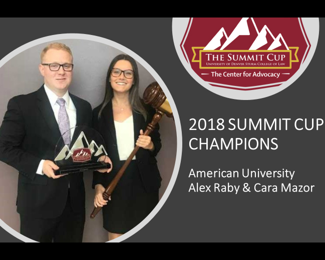 2018 summit cup champions