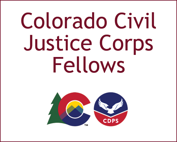 CO Civil Justice Corps Fellows