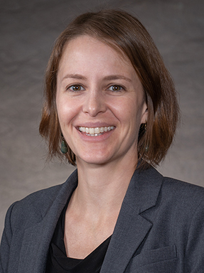Clinical Fellow Katherine Wallat