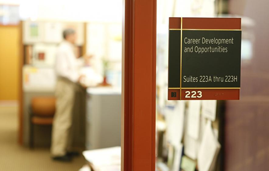 Office of Career Development and Opportunities